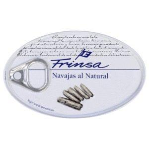 NAVAJAS - Conservas gourmet