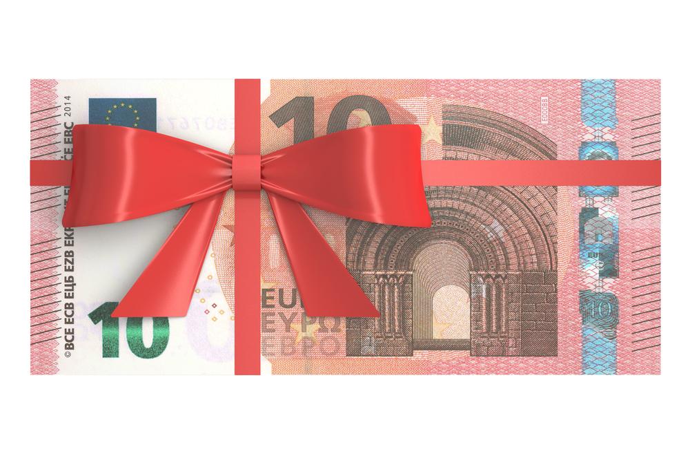 10 Euros regalo