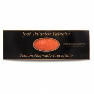 Salmon ahumado José Palacios